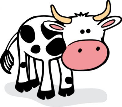 Innocent Cow