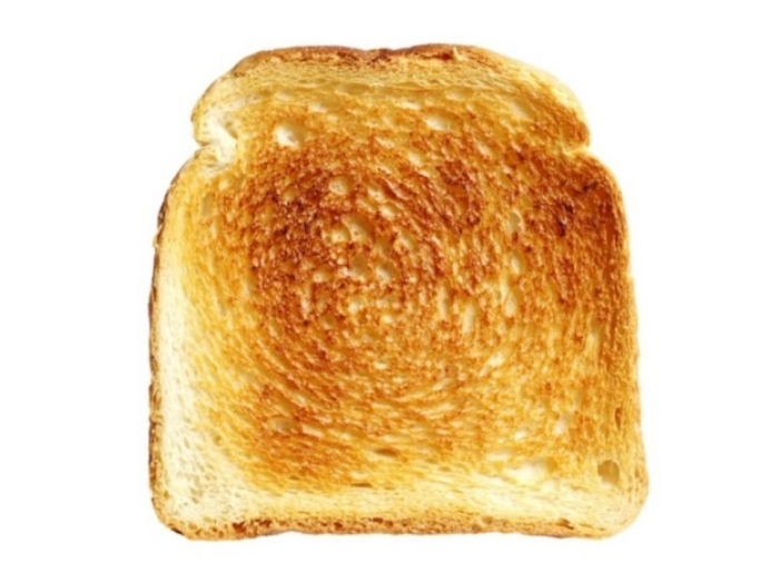 Toast And The Malliard Reaction