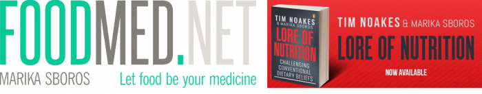 Lore Of Nutrition Tim Noakes Marika Sboros
