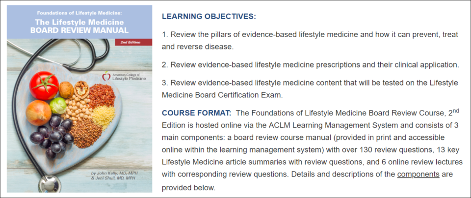 Aclm Board Review Kelly Shull Ebm