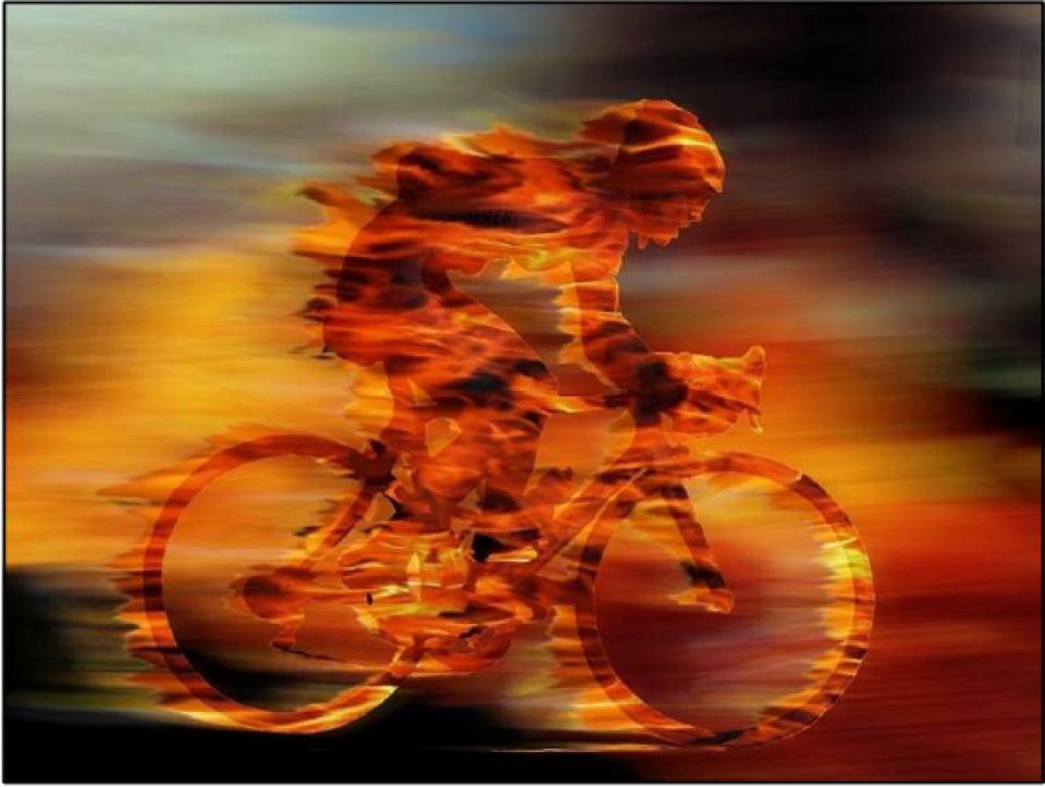 Firey Bike